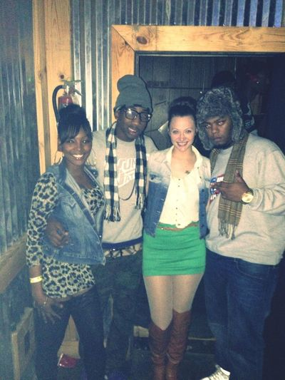 With yung nation !!!!