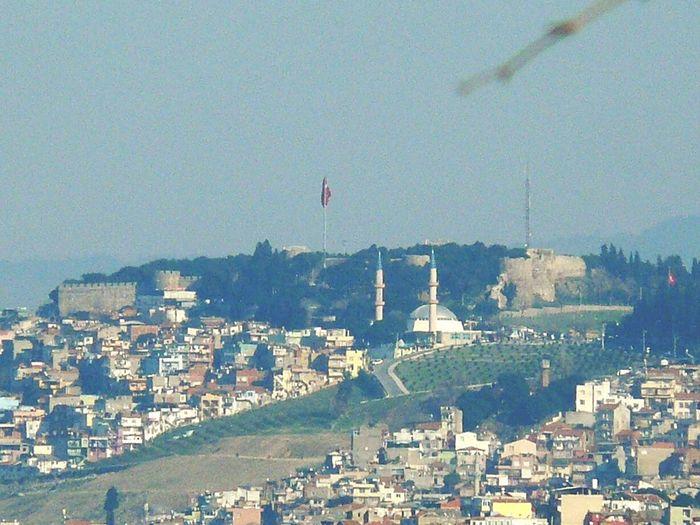 Izmir Symrna Kadifekale Izmir Kadifekale Castle
