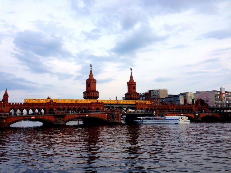 Warschauerbrücke Berlin