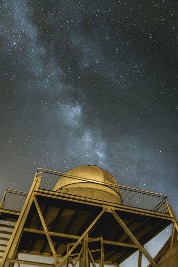 Nightphotography Astronomy Milky Way Nature Night No People Sky Stars Via Lactea