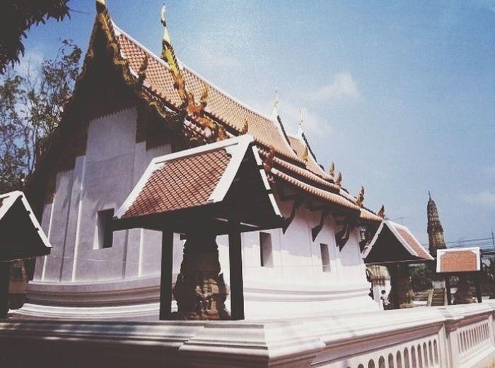 Temple Thailand Case study thia architecture