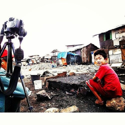 BTS of our Docu Film. ? Wow, 2days shooting lang 'to. Hopefully, maganda ang kalabasan. Bdt Docu Tundo Edward