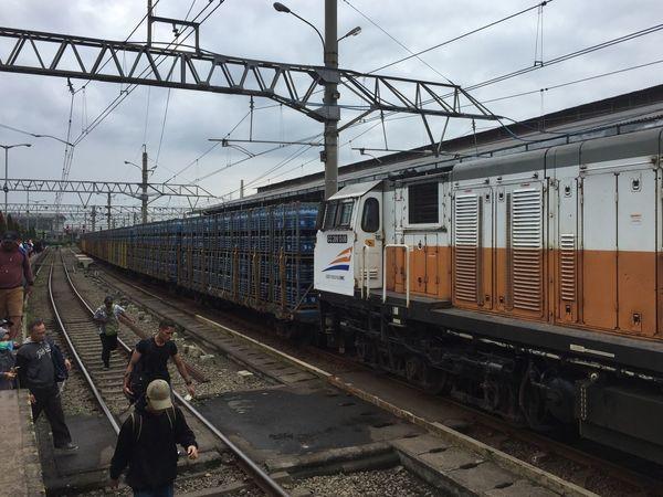 Train First Eyeem Photo