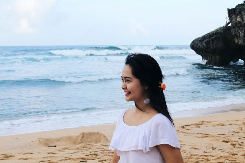 Sometime Standing Nature Close-up Beauty In Nature INDONESIA Sea Lovefull