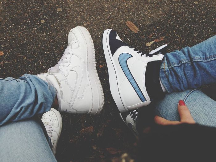 Shoes Nike Outfit #OOTD Airforce1
