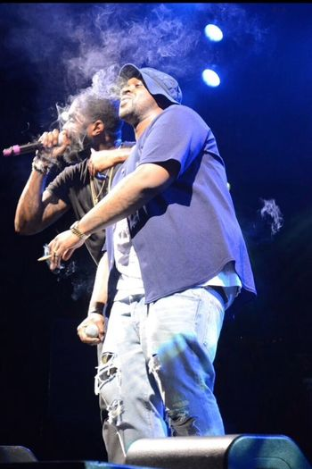 For The Love Of Music Big Krit HipHop Live Music K Preston Photography