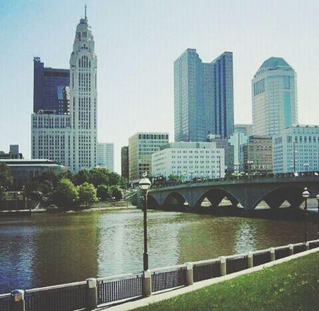 Columbus Ohio Downtown Beautiful