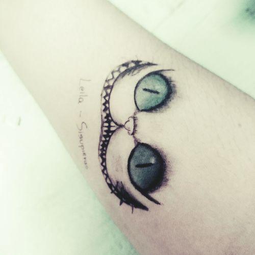 Mi tatooo. 😘😘👌💚💛💚💙💜💙💜 Leila cabret