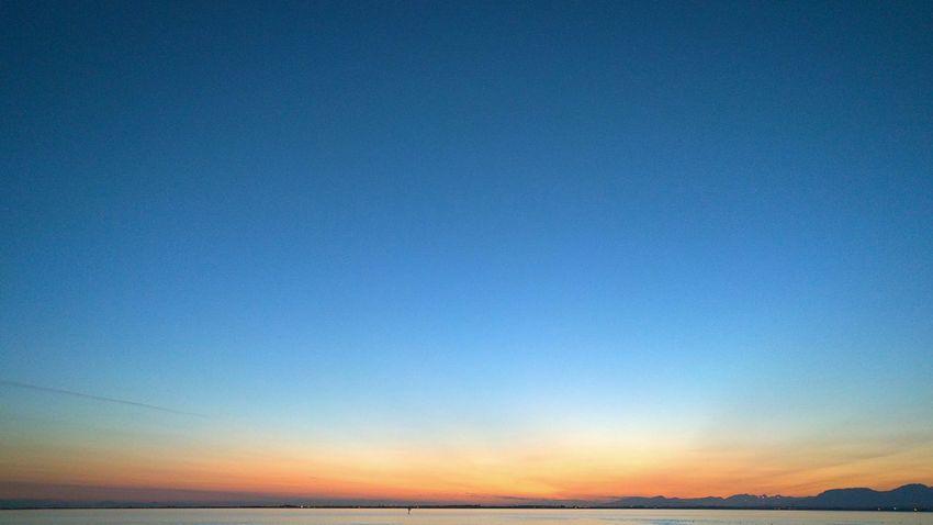 Gradiented Sky