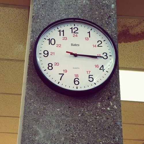 3:15pm Tea Time Clock 24 Hours 三点三