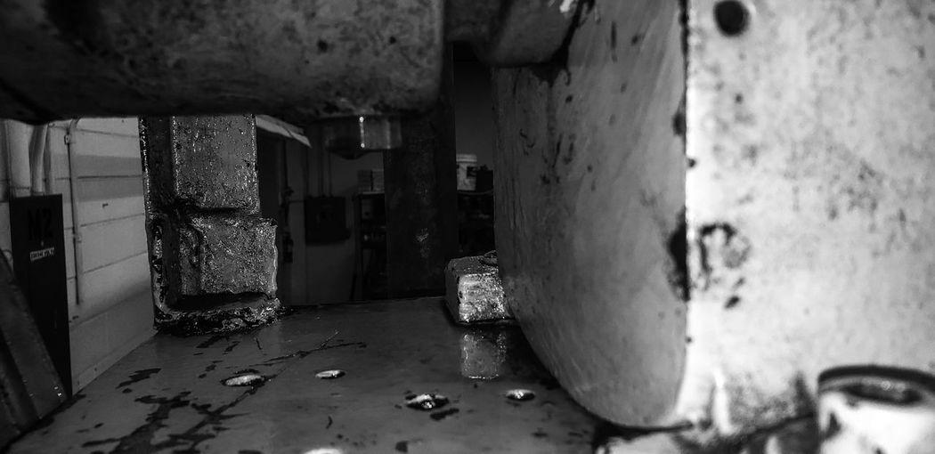 Cellar Prison