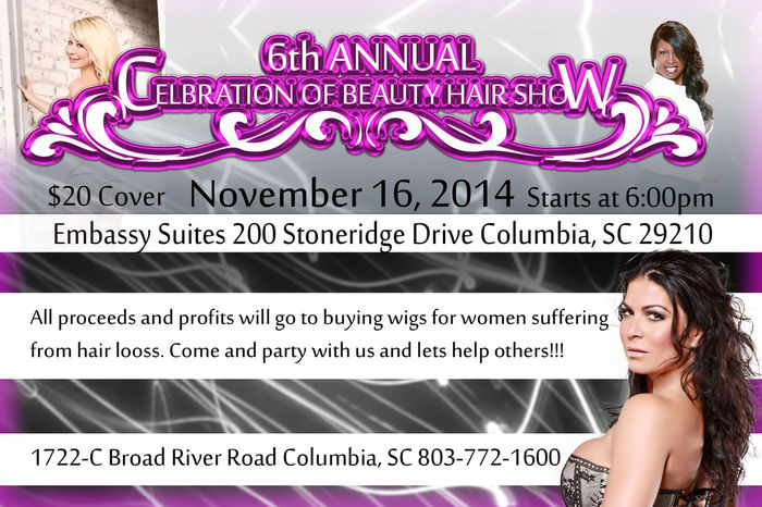 Breastcancerawareness Check This Out Hair Show Alopecia hair loss