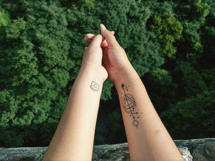 Tattoo Camera Zodiac Scorpio Nature