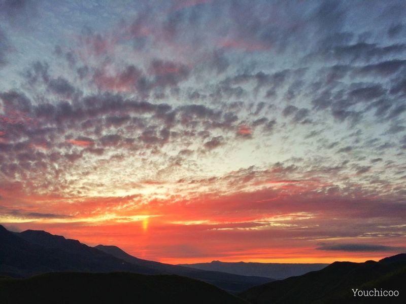 生きてるって感じられる瞬間。 Sunsetporn EyeEm Best Shots - Sunsets + Sunrise Sky Collection Iphonegraphy Sunset