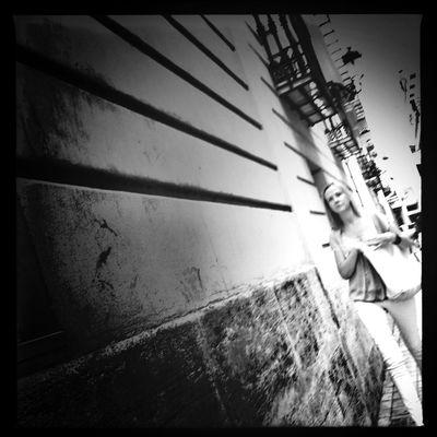 Blackandwhite Shootermag Streetphotography Hipstamatic
