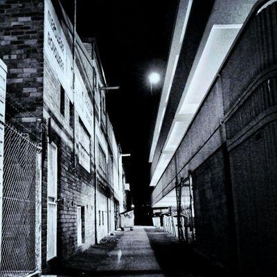 Sony Nex Nex5n Skopar 21mm night nightphotography streetphotography cronulla sydney australia bw bnw bnw_society blackandwhite monochrome bnw