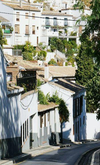 Vertically challenging. Granada. Residential District City City Life Architecture Granada, Spain Granada Traveling Travel Destinations SPAIN