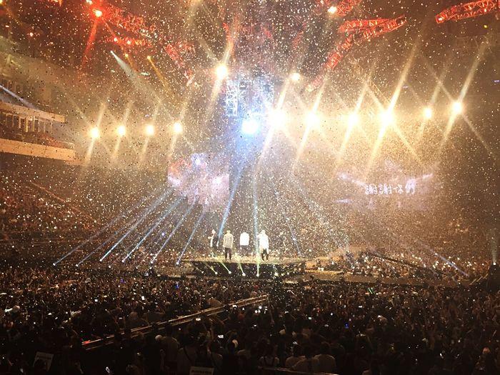 還是感動 Night City Life Holiday Mj116 Excitement Taipei April Taipei Arena