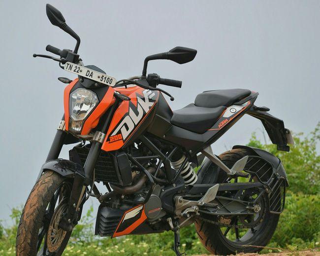 Chennaite Tamilnadu Chennai Chennaida Bike Bikes DUKE  Ktm KTM Duke200 Ktm