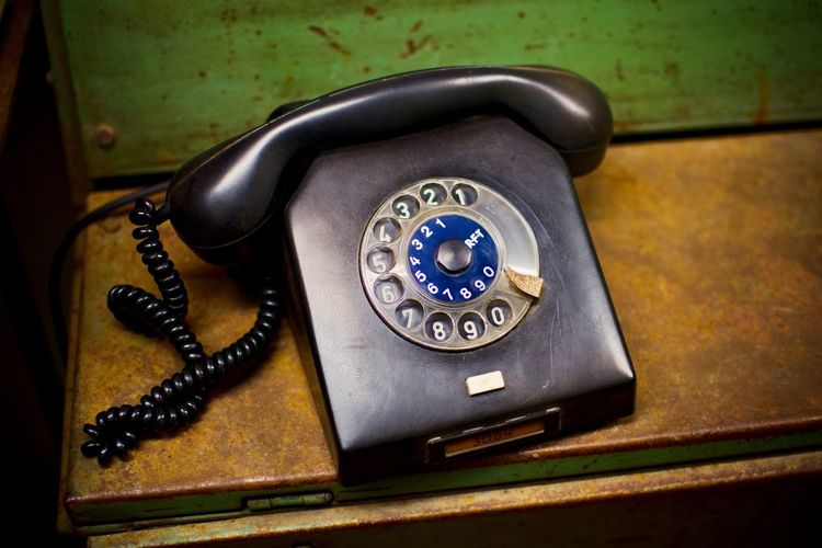 Ring for me Ring For Me My Lost Proberty Old-fashioned Telephone Telephone Receiver Communication Landline Phone Retro Styled EyeEm Ready   Rotary Phone Number Telecommunications Equipment Connection Antique Table Close-up Dial Technology Phone Cord The Still Life Photographer - 2018 EyeEm Awards