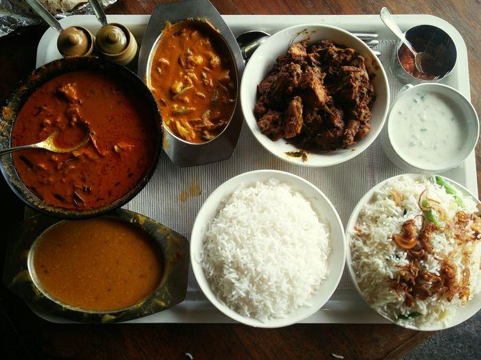 EyeEm Selects Weather EyeEmNewHere Silhouette Sunlight Day Outdoors Food Lunch Rice Fish Chicken Kerala India Keralafood Malabari