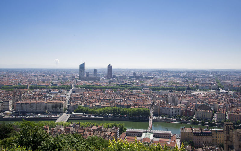Lyon from
