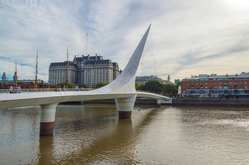 Puente De La Mujer, Buenos Aires Puente De La Mujer