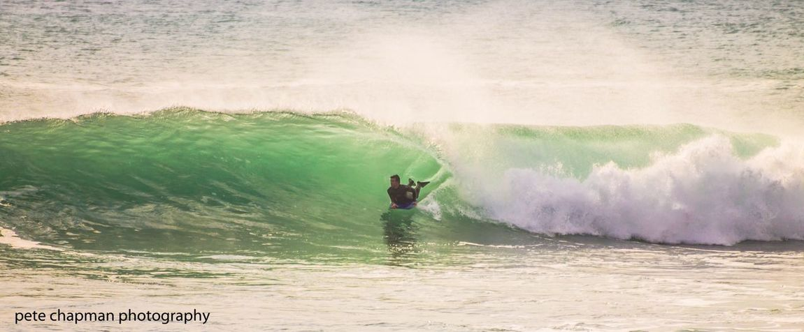 Porthleven Surf BodyBoarding