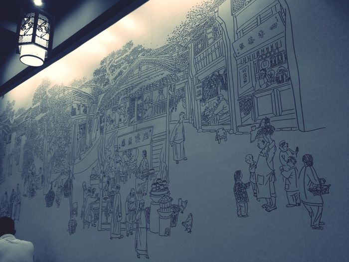 Chinese Wall Paintings Wall Paintings ChineseShop EyeEm