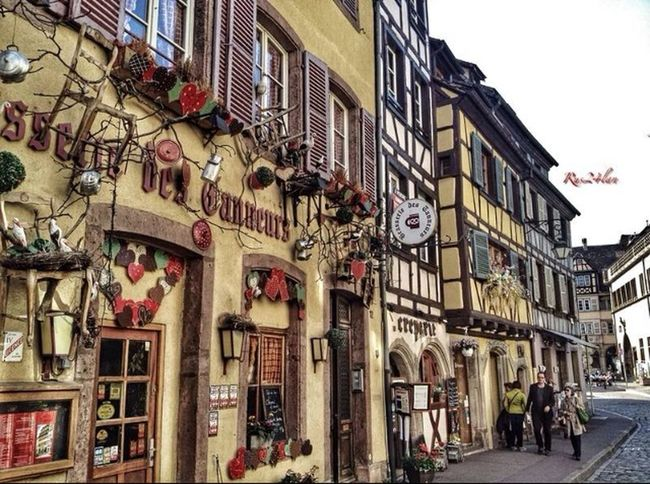 Colmar France Street Photography Beauty Traveling