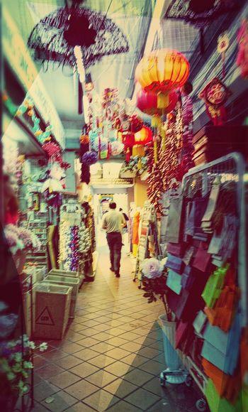 Walkway Shops