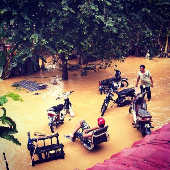 Banjir2014 Vscom VSCO Kelantanese Tumpat
