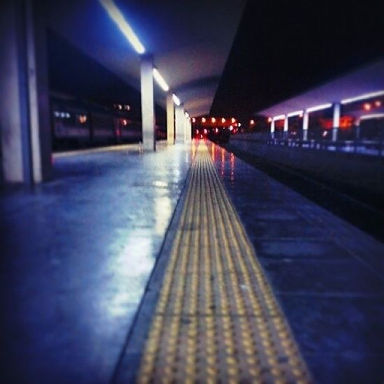 Gare de Tunis Gare Tunis Night Instaglague