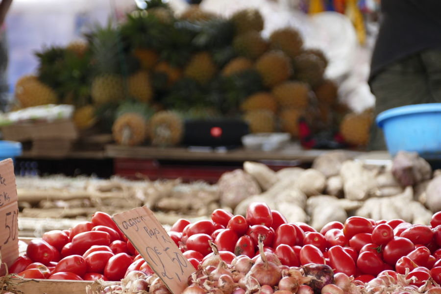 Abundance Choice Close-up Day Focus On Foreground Food Food And Drink For Sale Freshness Healthy Eating Heap Large Group Of Objects Market Market Stall No People Outdoors Retail  Variation Vegetable