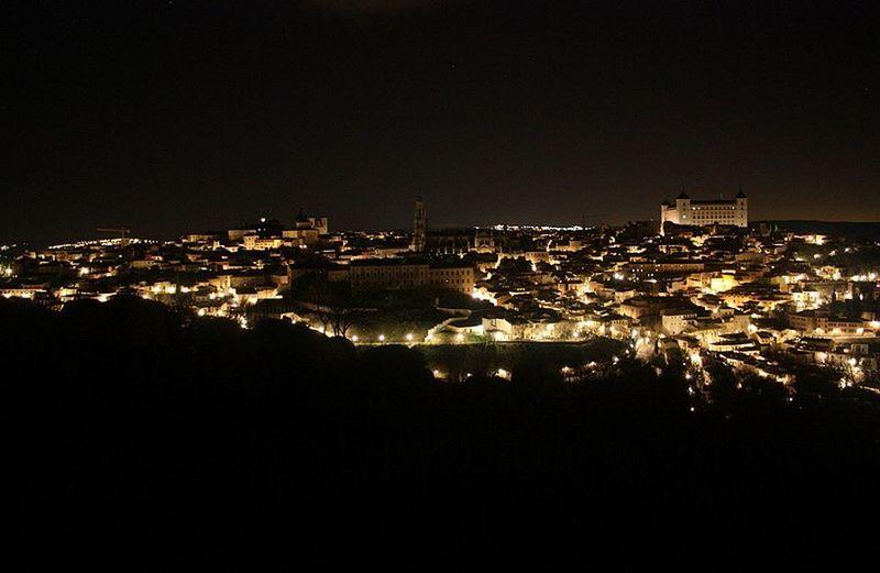 Toledolights Toledonightview Toledoatnigth Toledo Toledoview Toledo Spain Toledonigth Toledonoche SPAIN EyeEm Spain