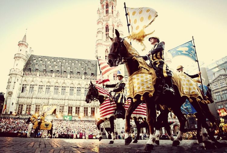 Belgium great parade! Belgium Popular Great Shoot Street Photography Cityscapes Great Views Open Edit Urban