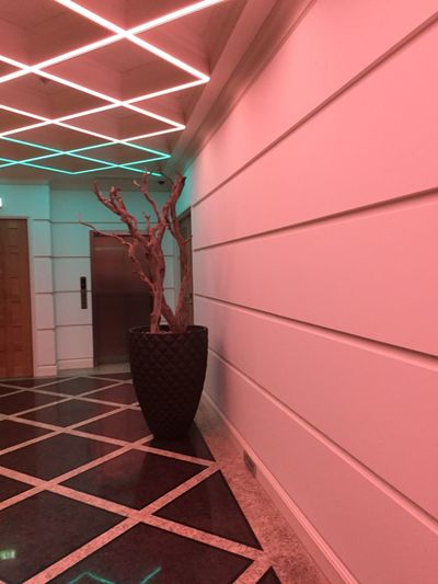 Pattern Holland Dux Dux Niederlande Hotel Dux Hello World Muster Eingangshalle Hotel