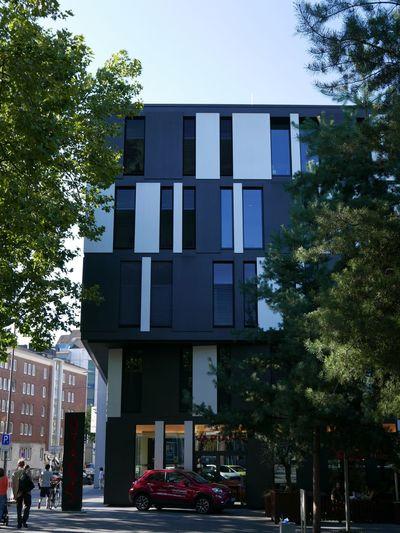 🇩🇪 Architecture City Modern Outdoors Lumix Lx100 Street Scene Photography Germany Travel
