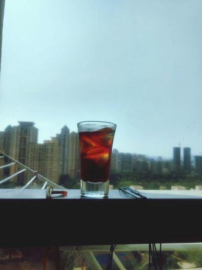 #Jägermeister Tonic Water Cold Temperature Water Cola Table Skyline Urban Skyline
