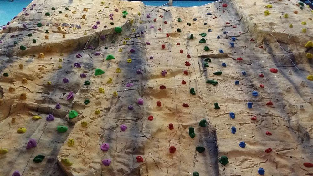 Climbing Climbingwall Climbing Wall