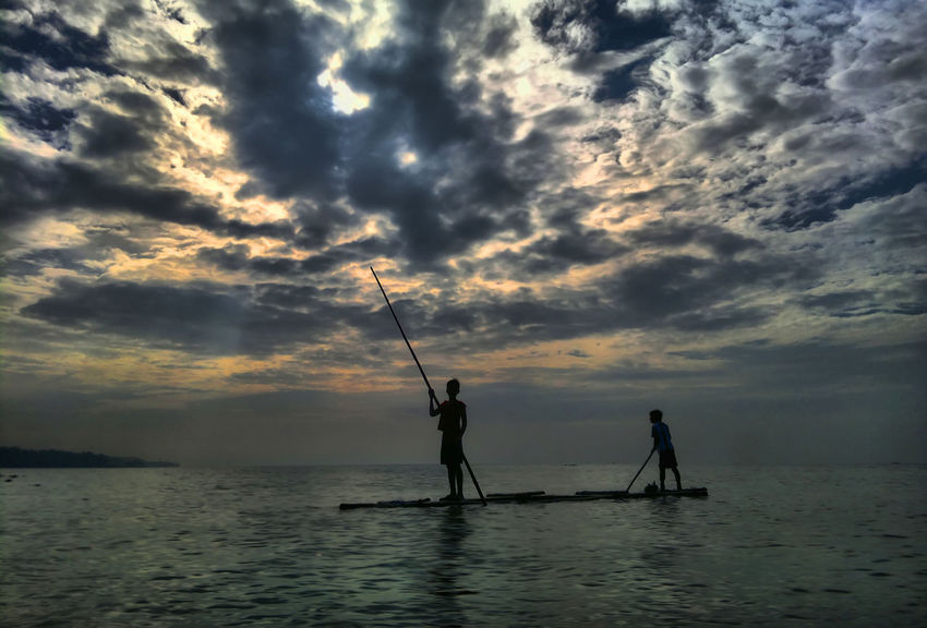The fisherman's daughter - take by nokia n8-00 Fishing Cloud - Sky Water Dramatic Sky Sunset Nature Ray Of Light Sunset Silhouettes Natural Disaster Beauty In Nature Sky And Clouds Rayoflight Dramatic Sky Sunrise Day Sky Nature Landscape_Collection Landscape_photography Sunset_collection