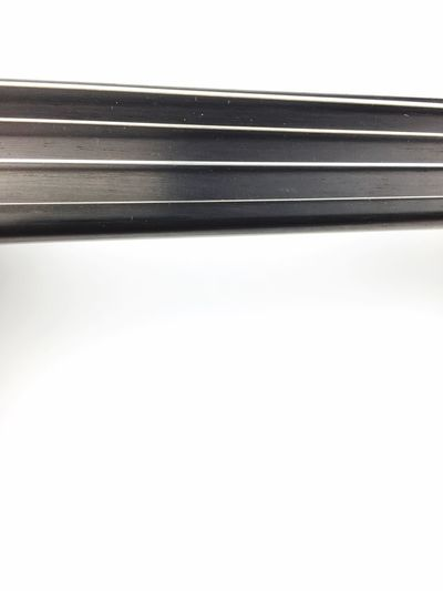 violin neck with strings Minimalism Concept Music String Instrument Geometric Shape Objects Abstract Detail Musical Instrument Violin Fingerboard Violin Neck Violin Strings Strings White Background No People Studio Shot Indoors  Close-up