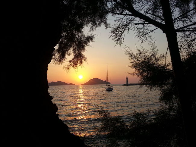 Freelance Life Turgutreis TURKEY My Favorite Place Türkiye Turgutreis  Nature Gunbatimi Sunset_collection Turkey