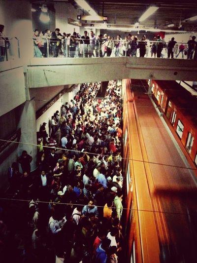 Subway City Ciudad De México