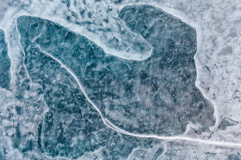 Ice Galvė Lake Water Frozen Trakai Lithuania Nature Drone  Aerial View Aerial Europe Lietuva Birds Eye View DJI X Eyeem No People Nature Science Full Frame Beauty In Nature Blue Day Environment Backgrounds Close-up Ice Frozen Lake Winter