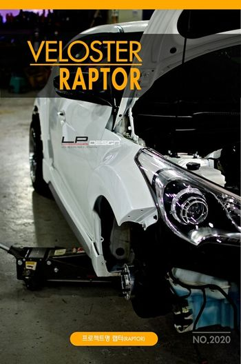 Veloster Kdm Raptor Hyundai Veloster Turbo 나만의 차를 완성하는 곳_로드파워디자인 Full Body Kit LORDPOWER DESIGN Veloster Raptor Tuned Veloster Veloster Bodykit