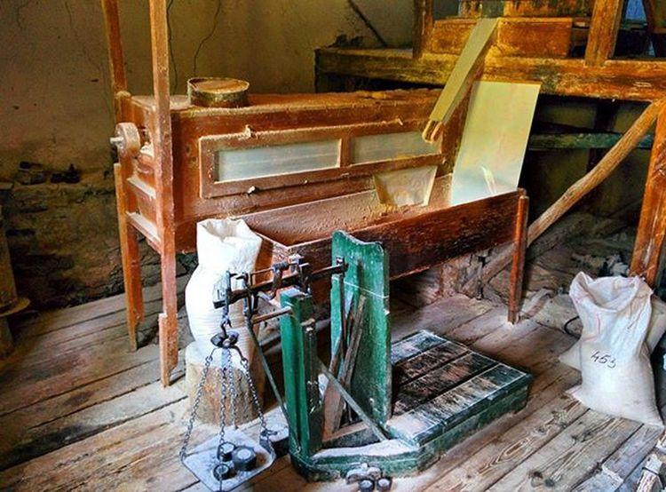 The old flour mill, part 2 :) Flourmill Visitromania Oldmill Pasttime