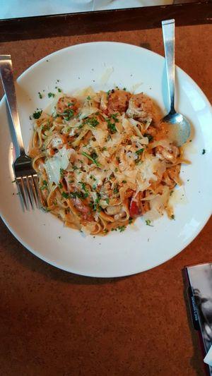 Jackdaniels Tgifriday Cajunshrimpchickenpasta Bufffalo,NY Food Porn DelawareAve