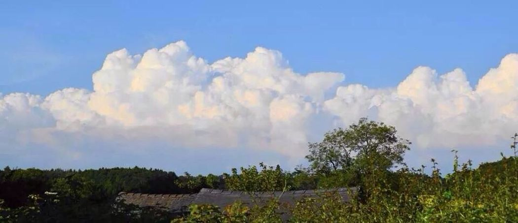 Clouds And Sky Landscape