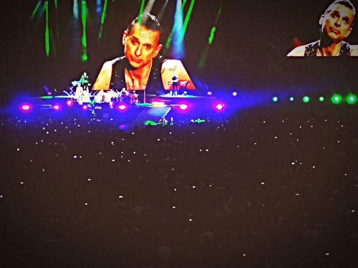 Soundtrack Of Our Lives Depeche Mode Live Frankfurt Am Main Summer 2013 Enjoy The Silence